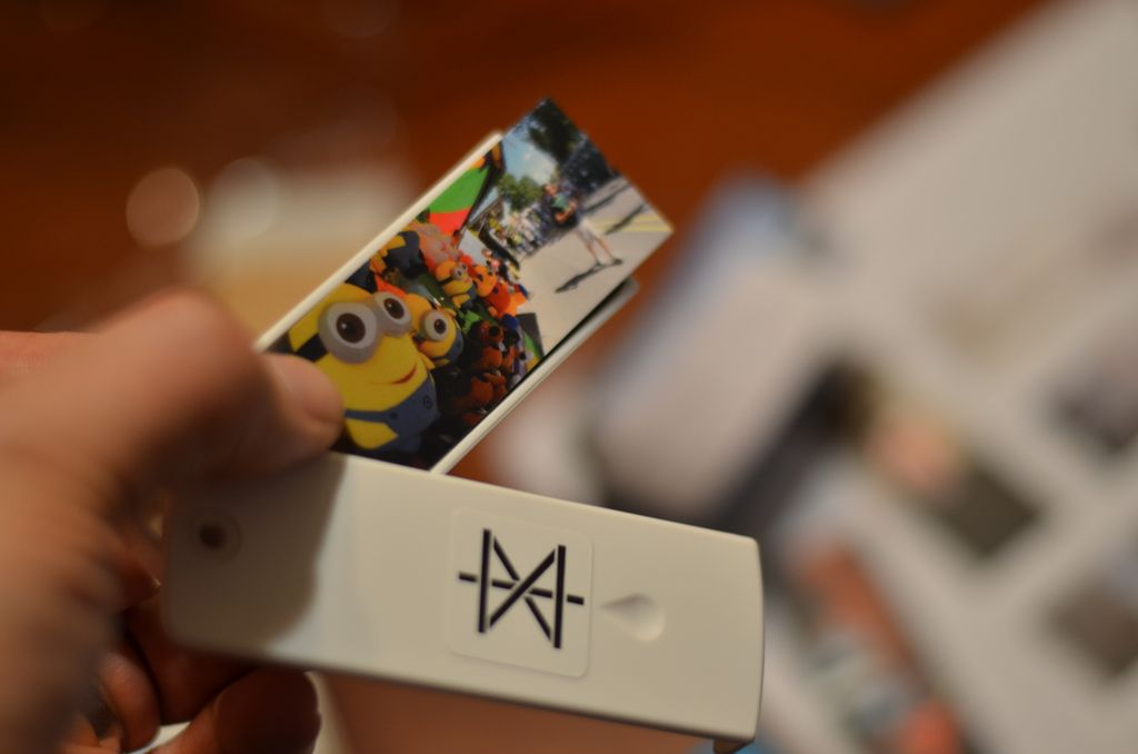 Moo Mini Business Card Holder Photo By Michael Kappel | Moo Cards ...