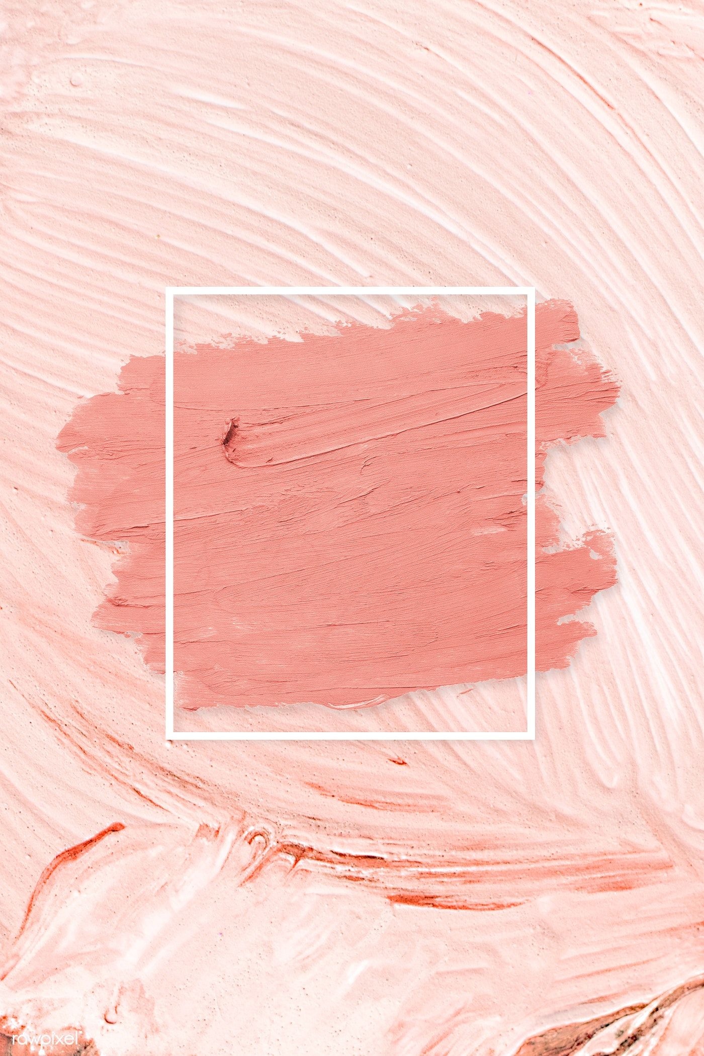 Download Premium Vector Of Matte Orange Paint With A White Rectangle Frame In 2020 Backgrounds Tumblr Pastel Pastel Background Orange Paint