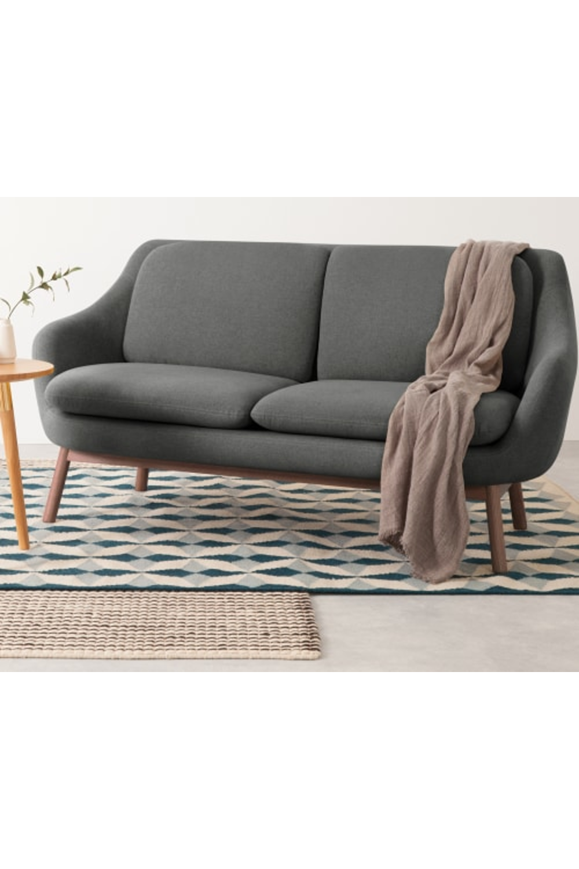Made Marl Grey Sofa Sofa 2 Seater Sofa Gray Sofa