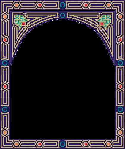 اطارات اسلاميه جديده للتصميم جديد سكرابز 3dlat Net 02 17 5cc2 Textured Background Paper Frames Animals Beautiful