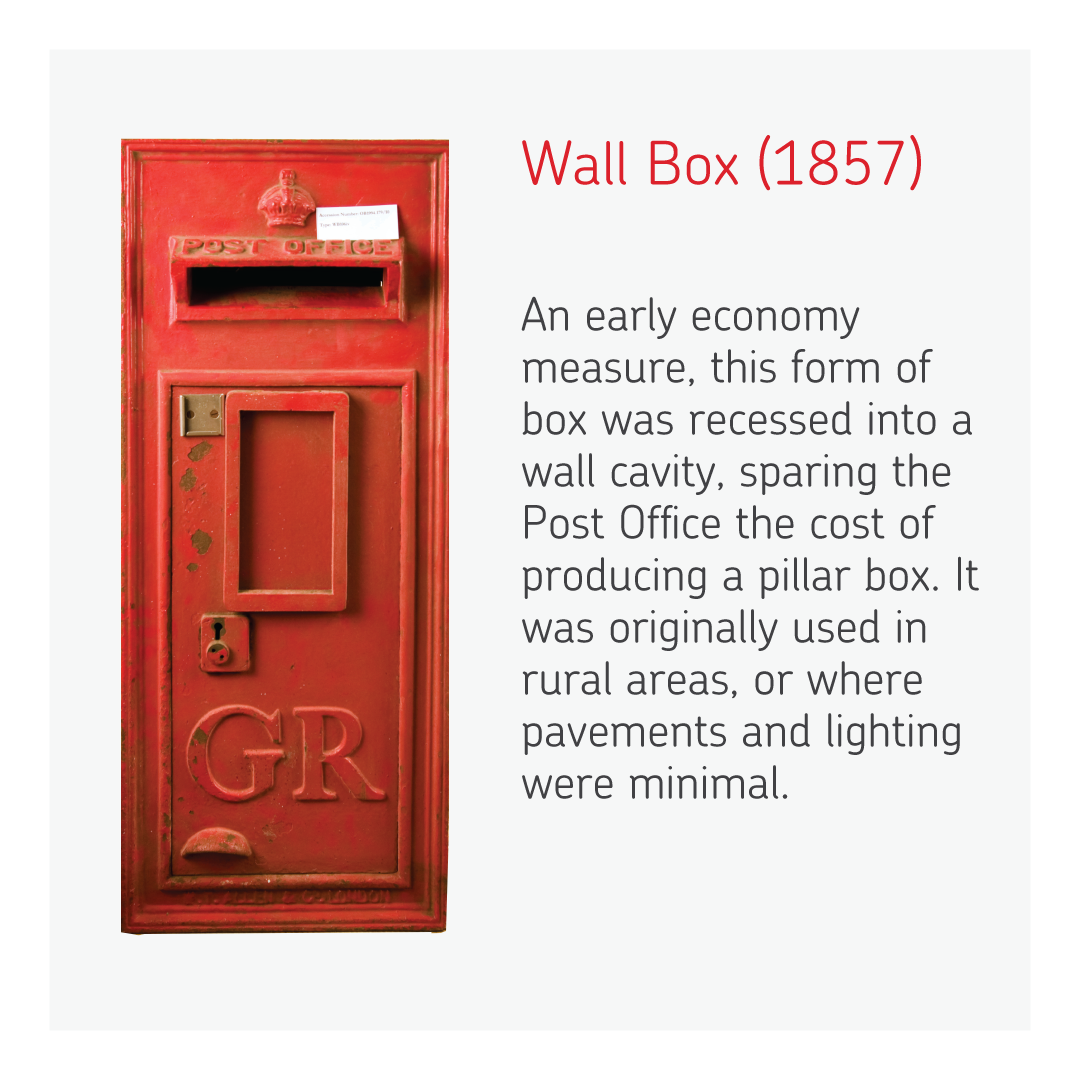 Pin By Lars Soerli On Design Wall Boxes Post Box Telephone Box