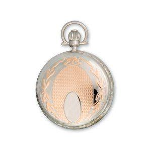 a086c70cb Swingtime Rose & Chrome-plated Quartz Pocket Watch Jewelry Adviser Swingtime  Watches. $129.00. Save 60% Off!