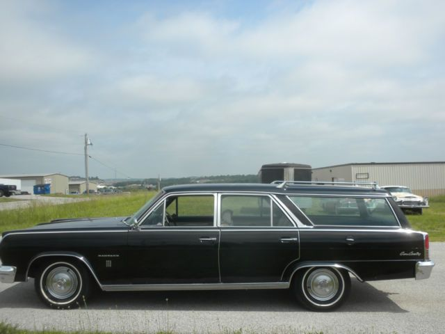 1965 Rambler Ambassador 990 4 Door Station Wagon For Sale Photos