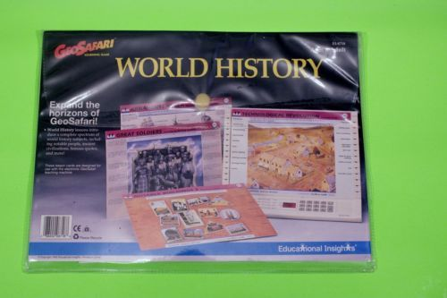 Geosafari-World-History-Cards-Set-EI-8718-Lesson-Expansion ...