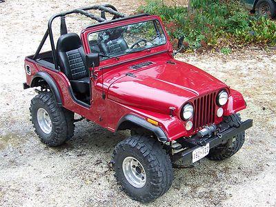 Cj5 Jeeps For Sale Jeep Modificados Coches Todoterreno Coches