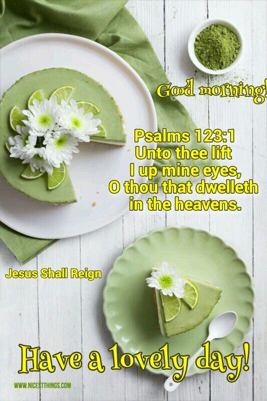 Psalms 123:1