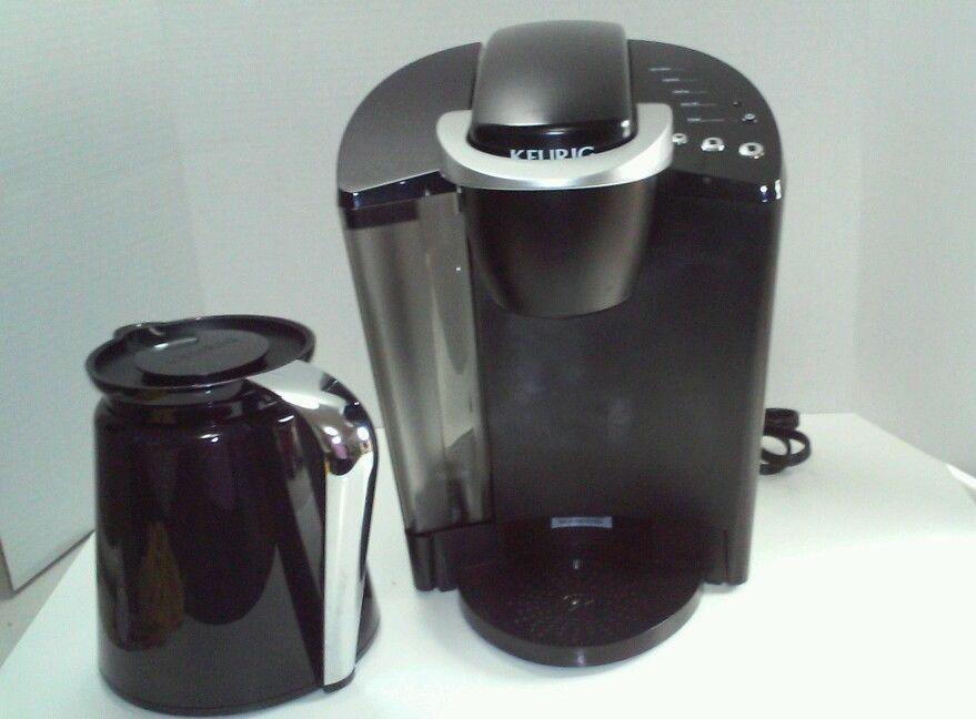 Keurig K40 Elite Black Automatic K Cup Brewing System Coffee Maker