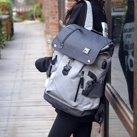 2018 Multifunction Best Travel Backpack Male Female Japan School Student Men  Women Everyday Backpack Shoulder Bag Girl Mochila 9dd865b3b92fe