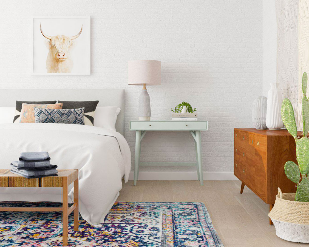 8 Nightstand Alternatives For A Multi Purpose Bedroom Modsy Blog