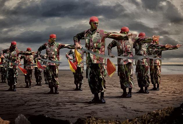 Seram Begini Cara Pendidikan Calon Prajurit Kopassus Tni Ad Militer Angkatan Laut Angkatan Darat