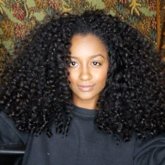 Real Long Lasting Natural Indian Kinky Curly Hair Weave Bundles