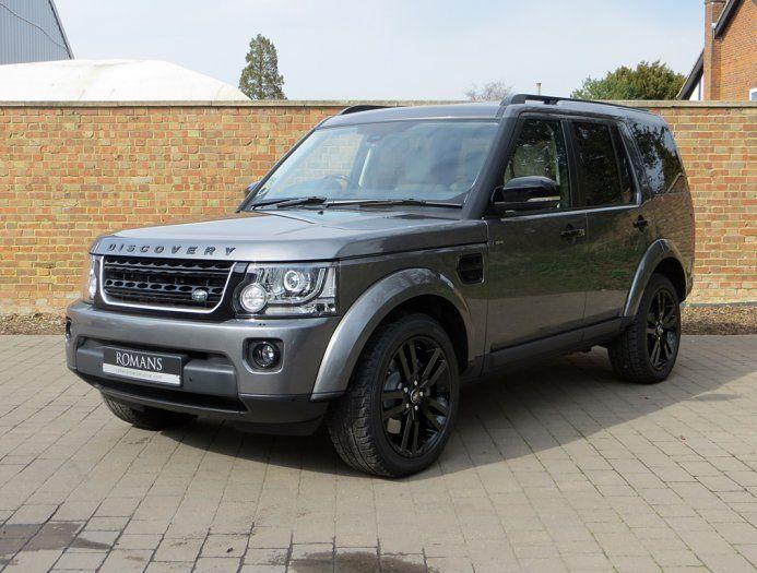 2015 15 Land Rover Discovery 4 3 0 Sdv6 Hse Corris Grey Land Rover Rover Discovery Land Rover Discovery