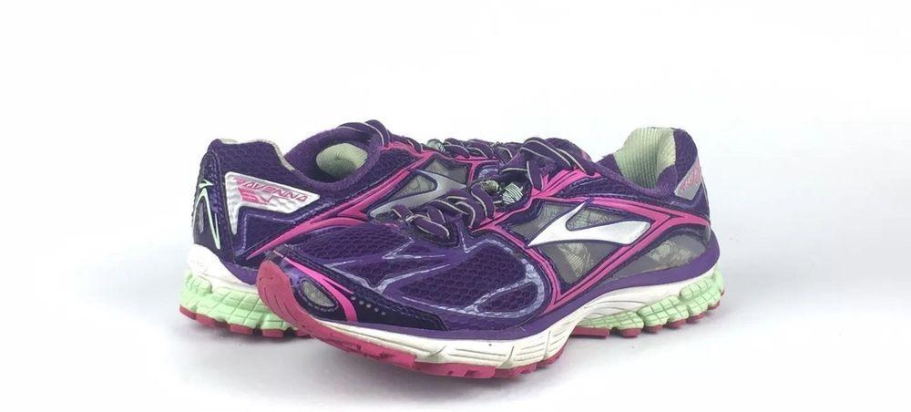 Brooks Ravenna 5 Womens PurpleMulti Color AthleticRunning