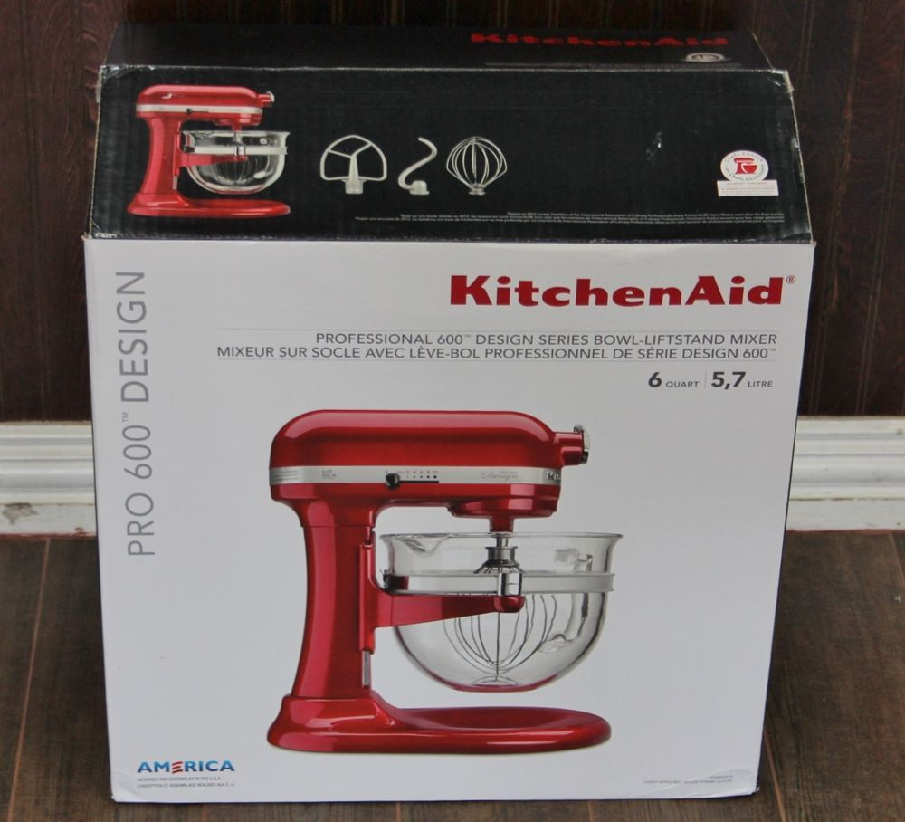 Details About Kitchenaid Refurbished Pro 600 Series 6 Quart Bowl