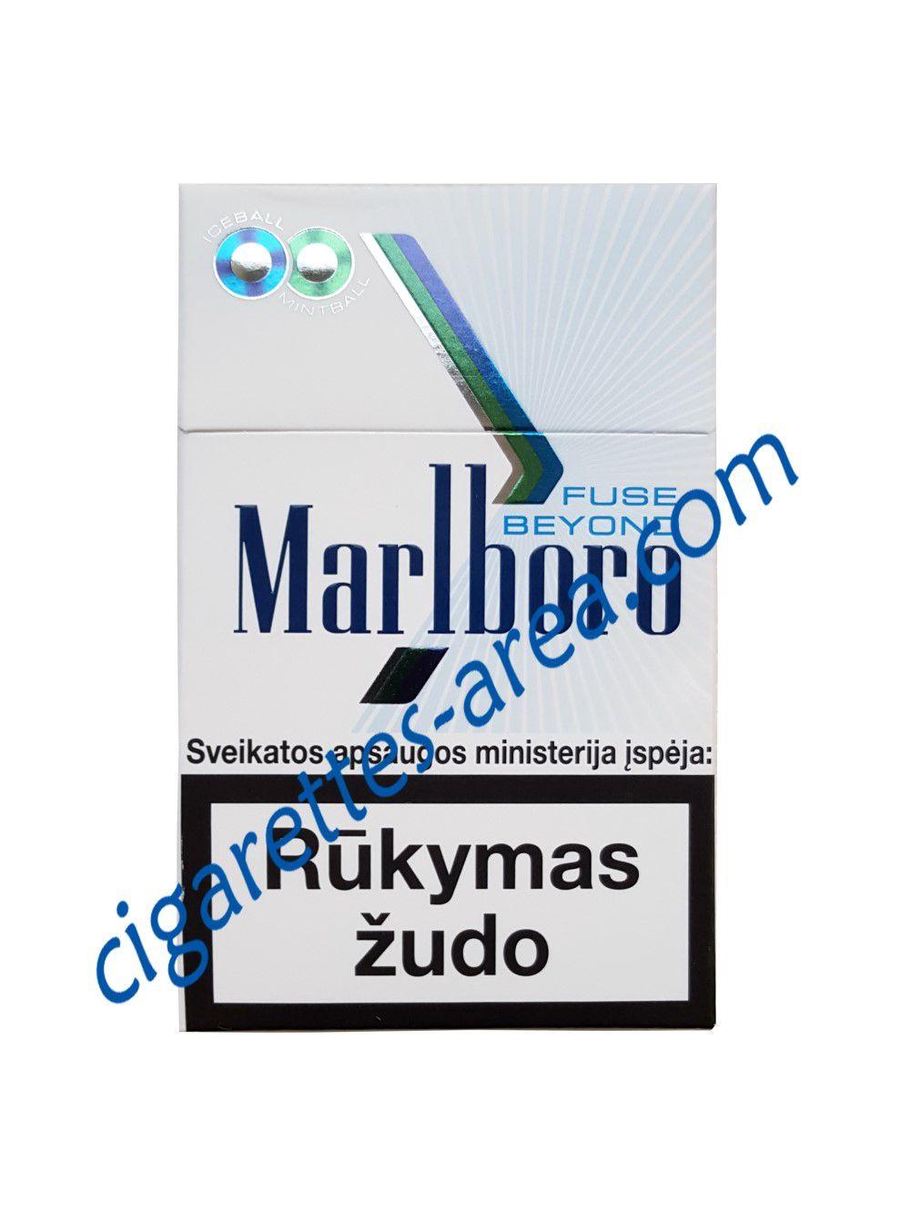MARLBORO FUSE BEYOND cigarettes   Marlboro cigarettes   Marlboro