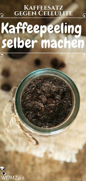 Photo of Make your own coffee peel: coffee grounds against cellulite – WHERE …