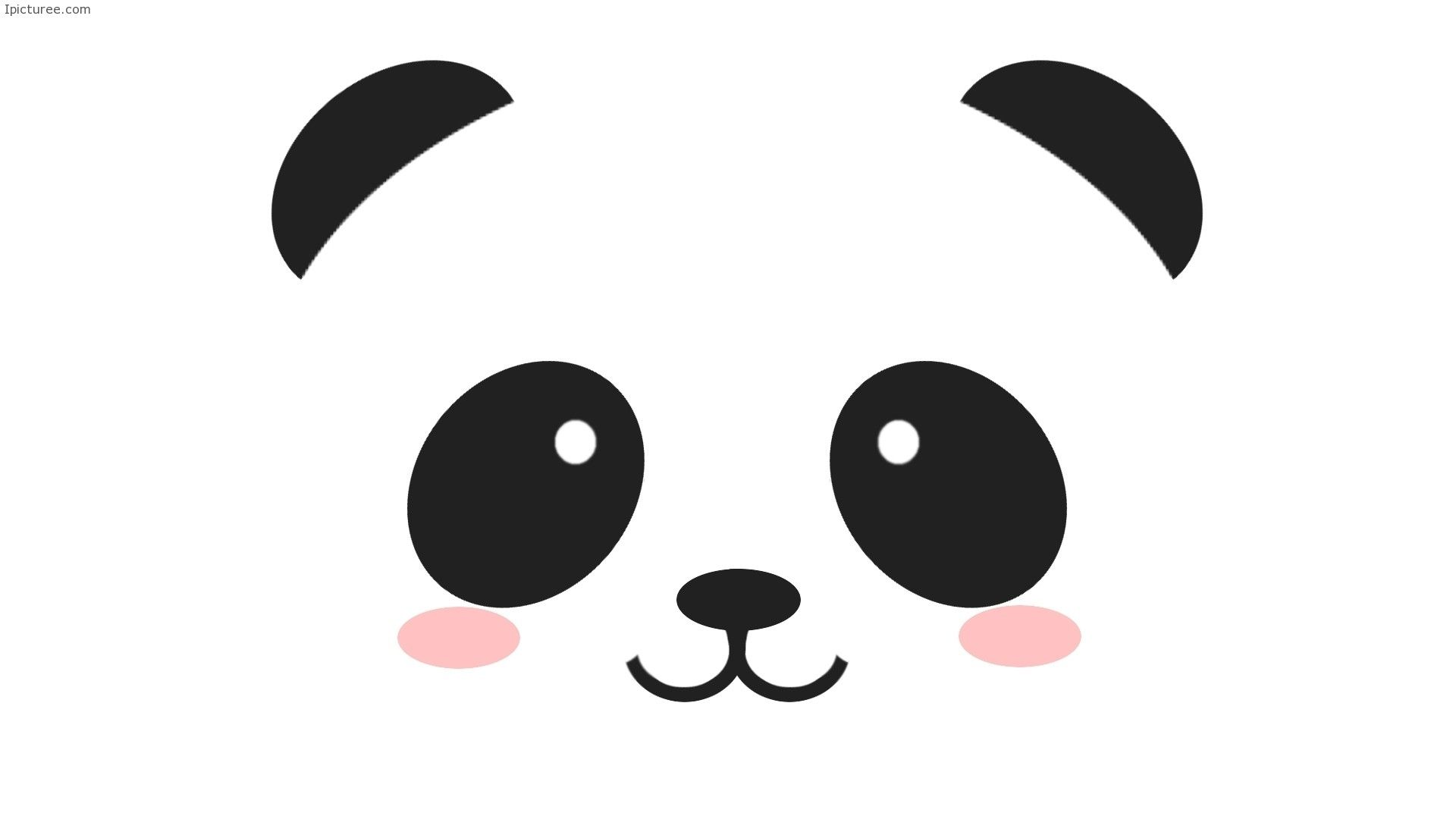 Pin De Sara Celorrio En Concept 1 Easy Simple Cute Panda