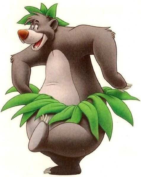 Baloo Gallery Disney Wiki