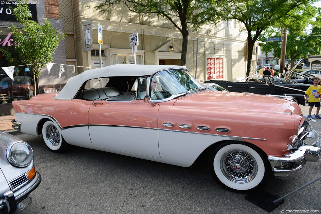 1956 buick roadmaster convertible autres vehicules other vehicles. Black Bedroom Furniture Sets. Home Design Ideas