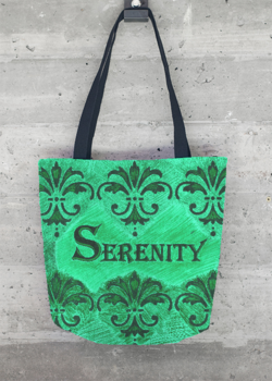 Tote Bag - Kay Duncan Serenity ToteB by VIDA VIDA Discount From China Official Site For Sale Clearance Online Pick A Best For Sale Discount Release Dates wKNARYHQ
