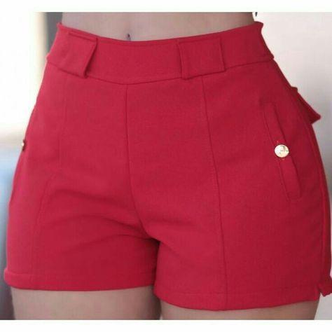 Short Corto Pantalones De Moda Pantalones Cortos De Mujer