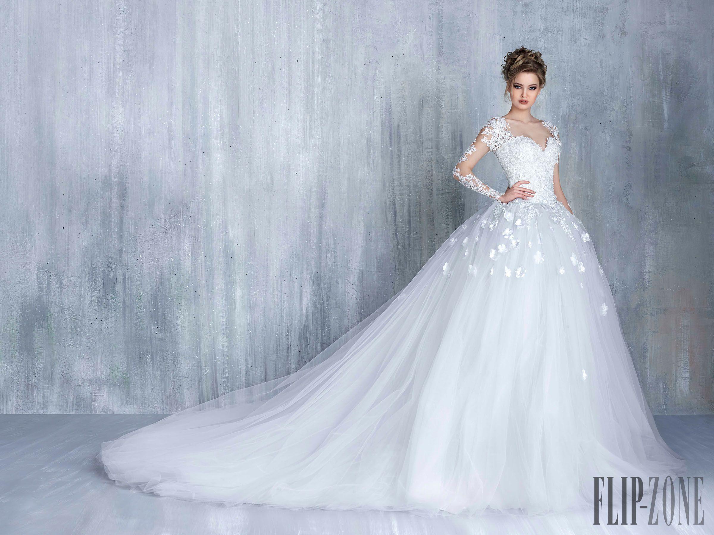 Tony Chaaya 2016 Collection - Bridal - http://www.flip-zone.com/Tony ...