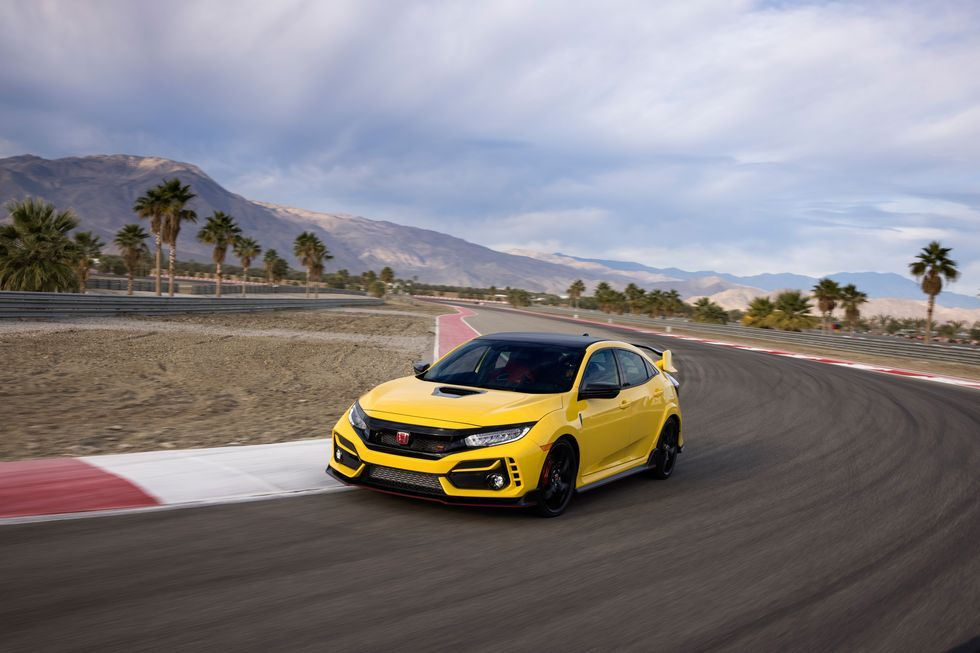Track Attack 2021 Honda Civic Type R Limited Edition Honda Civic Honda Civic R Honda Civic Type R