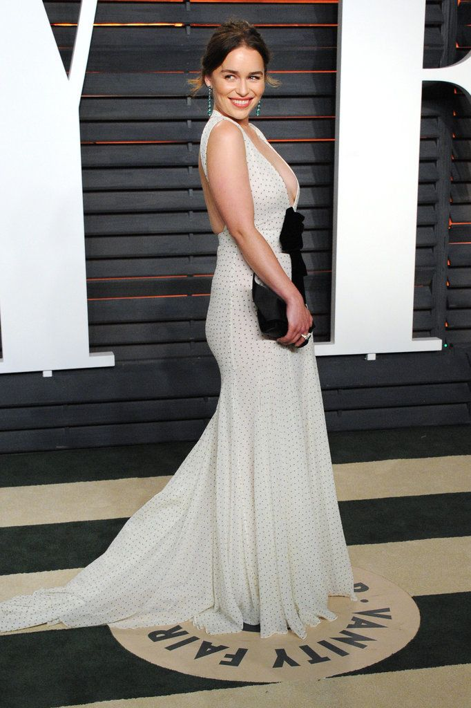 See How the Stars Turned Up at Vanity Fair's Oscars ...