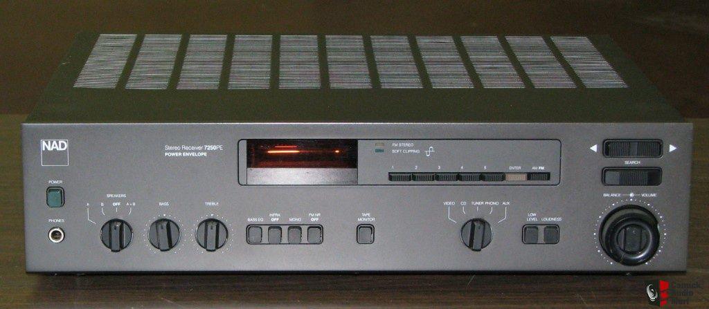 NAD 7250pe | Receivers + Tuner radio | Som
