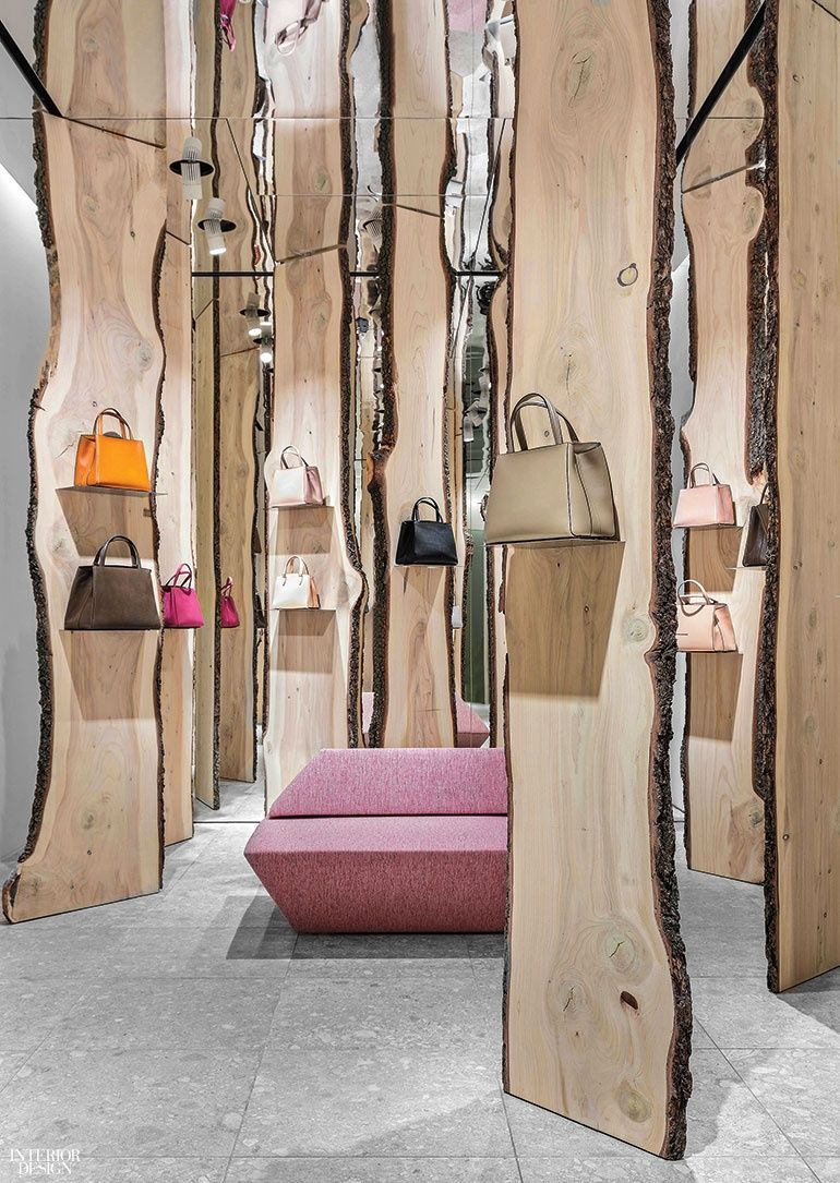luxury retail environments immerse buyers in fantasy fjellfotter