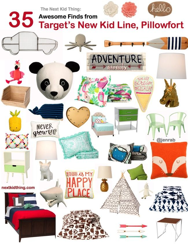 Target S New Kid Line Pillowfort Has An Emphasis On Statement Pieces That Are Meant To Grow