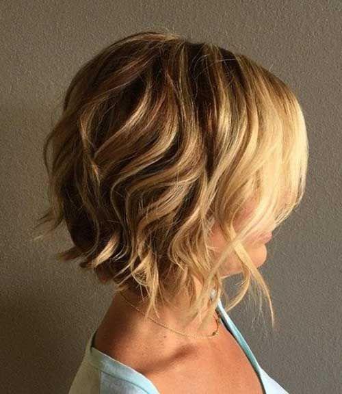 35 New Short Bob Haircuts Bob Haircut And Hairstyle Ideas Short Hair Styles Thick Hair Styles Hair Styles