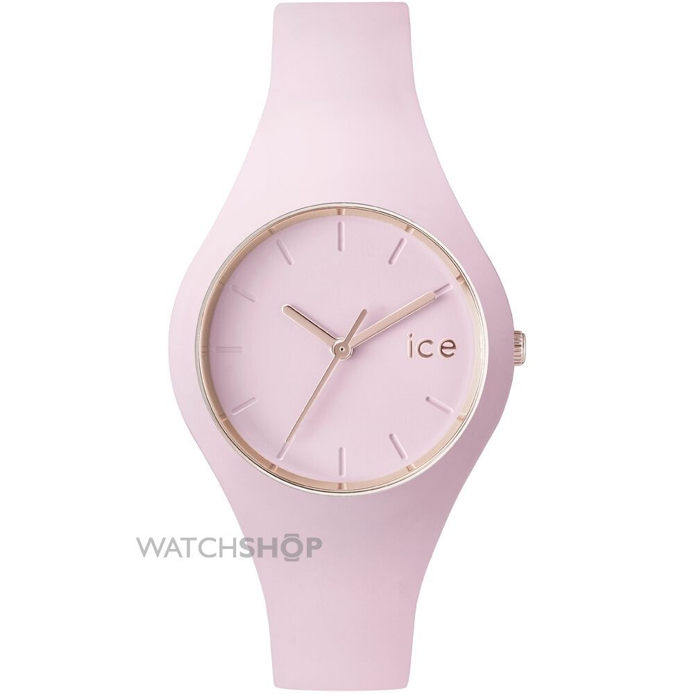 Ladies Ice-Watch ice Glam Pastel pink lady small Watch ICE.GL.PL.S.S.14 9e48b3aa4491