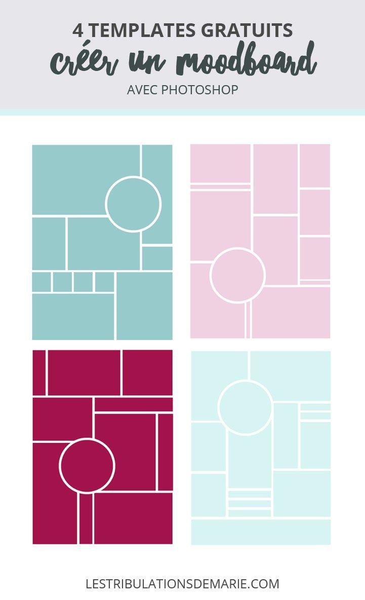 cr er un moodboard conseils astuces et templates panel arquitectura de interiores y dise o. Black Bedroom Furniture Sets. Home Design Ideas