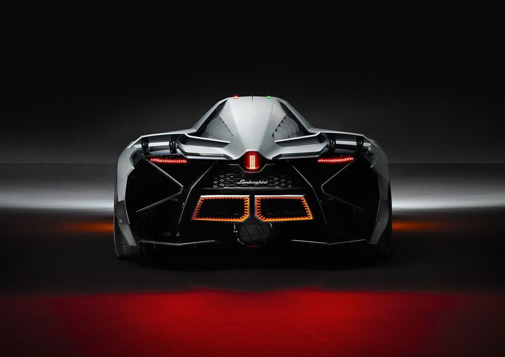 Lamborghini Egoista – Walter De Silvas homage for Lamborghinis 50th anniversary