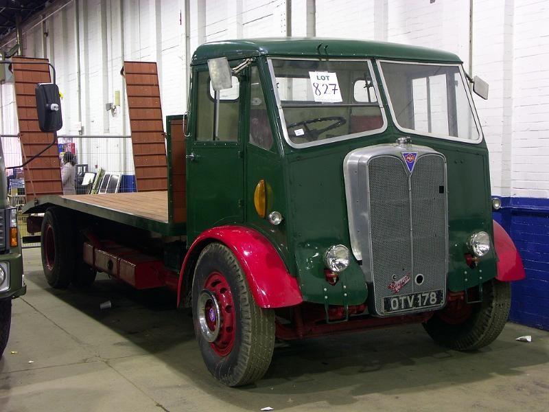 AEC - Regal / Regent ( model 0962 / 0961 ) (Commercial vehicles ...