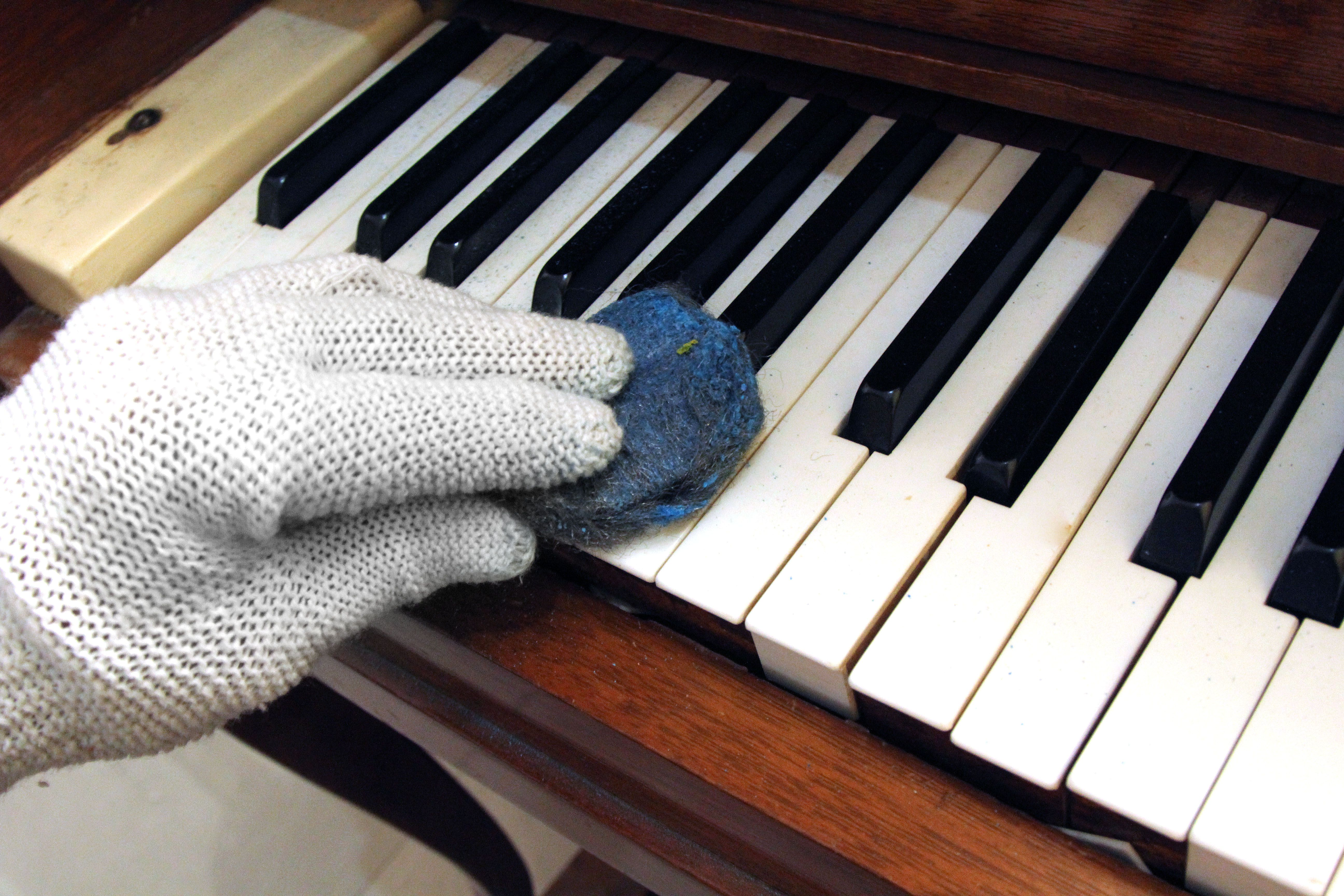 How To Clean Piano Keys Piano Piano Keys Ivory Piano