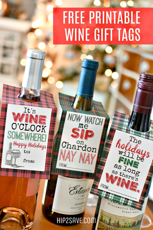 Custom Wine Label Christmas Labels Teacher Christmas Gift Christmas Wine Labels Neighbor Gift Christmas Wine Gift Christmas Wine label