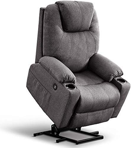Best New Mcombo Oversized Power Lift Recliner Chair Massage 640 x 480