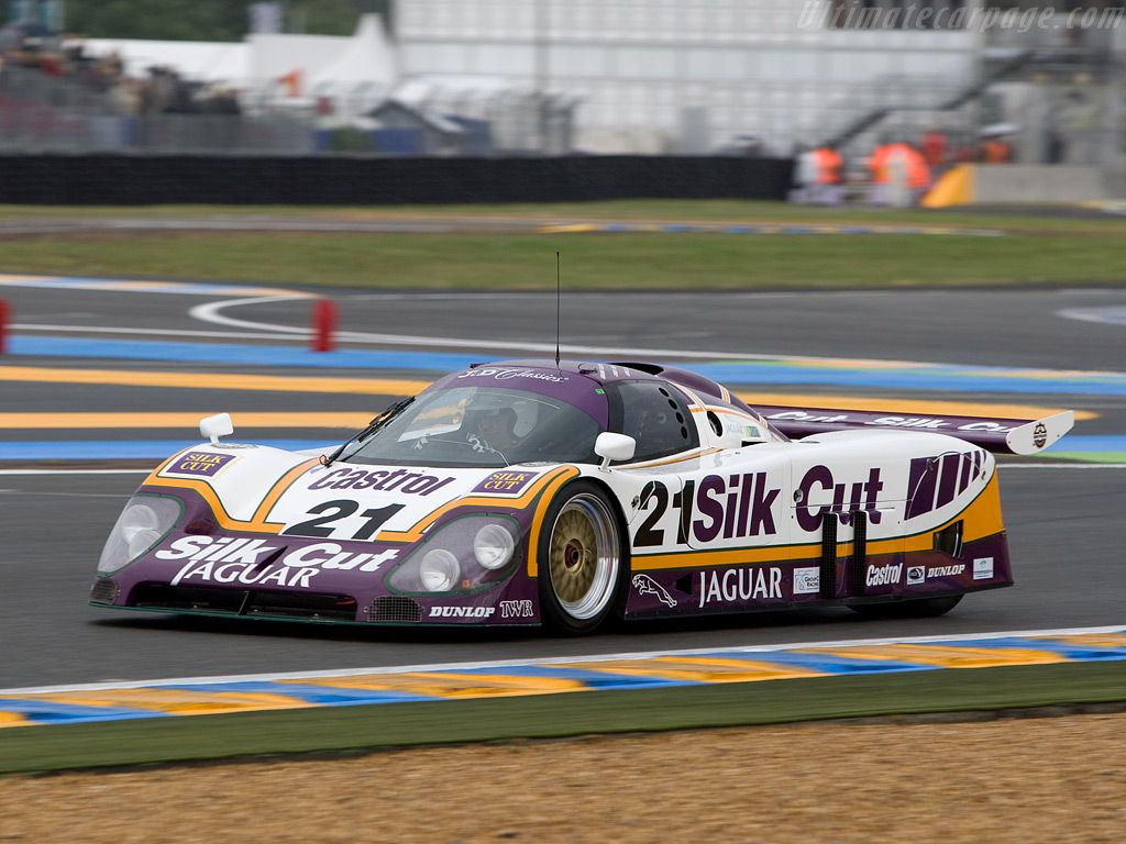 Jaguar Xjr 9 Lm Jaguar Classic Racing Cars Lemans Racing