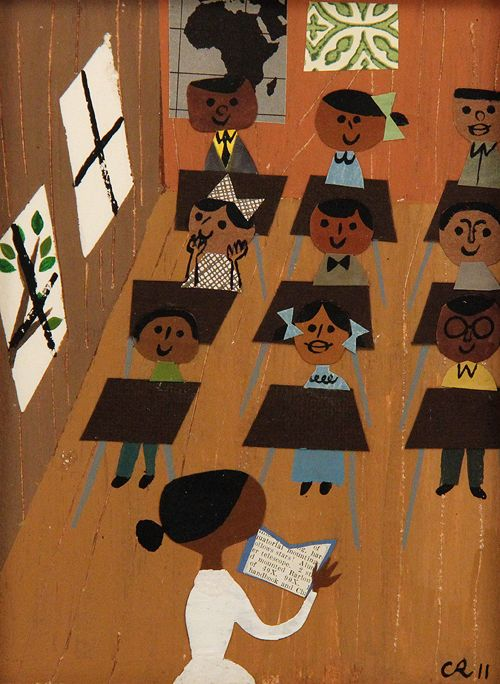 School House Africa, Christian Robinson