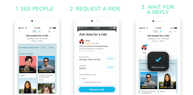 Google's Waze has expanded its carpooling app to every US