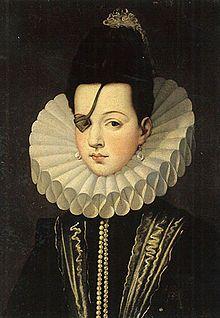 Ana de Mendoza, Princess of Éboli