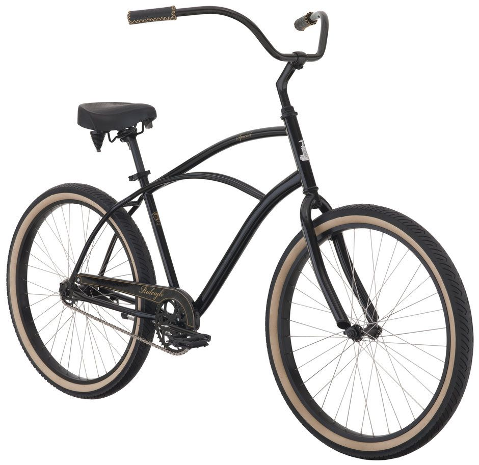 Raleigh Special Men S Beach Cruiser With Throwback Graphics Raleigh Bicycle City Bike Raleigh Bikes