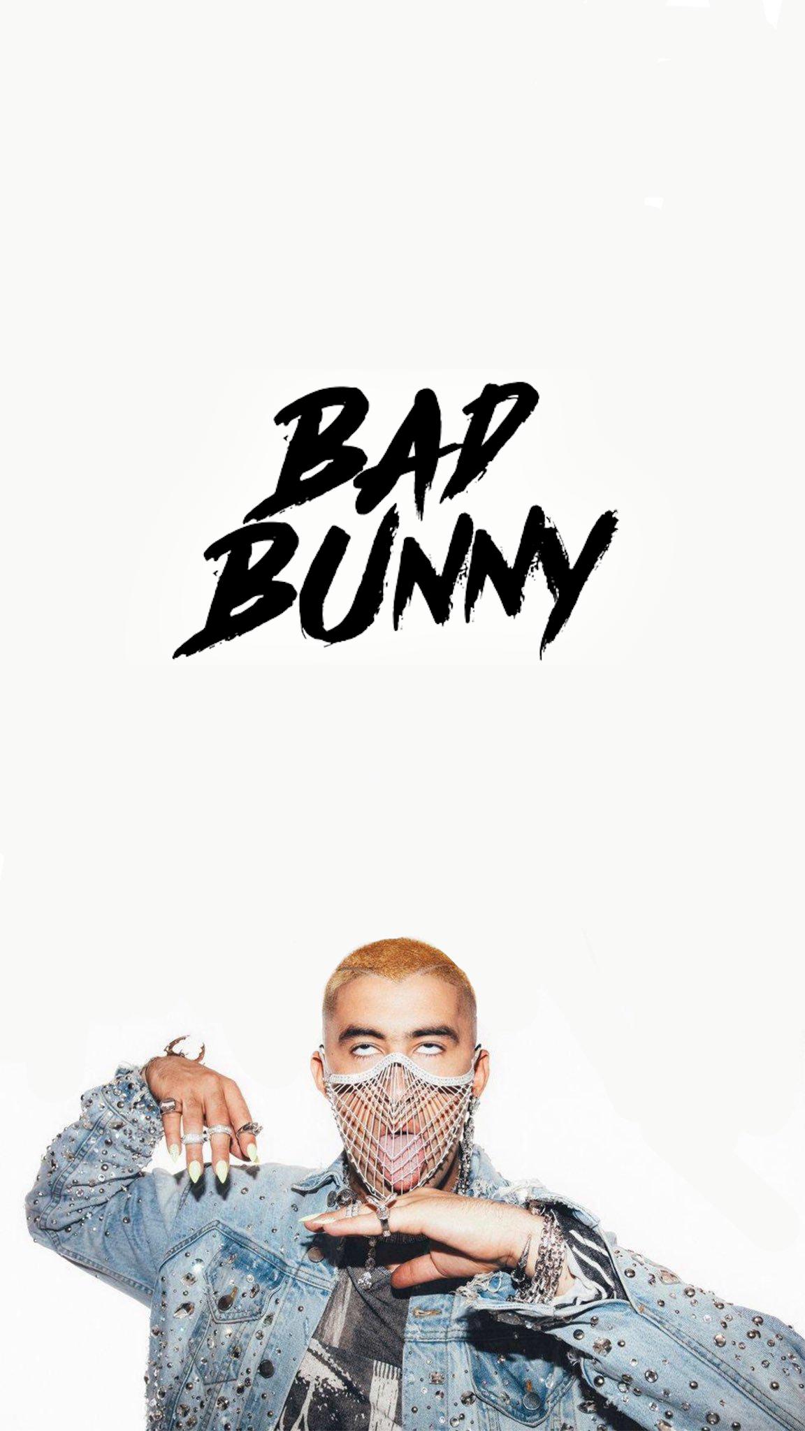 Bad Bunny Wallpaper Edit Iphone Android Bunny Wallpaper Bunny Art Bunny