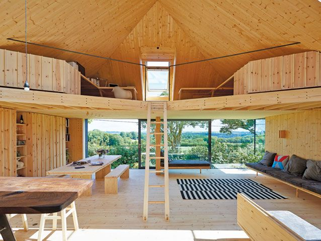 Cornish Küchen ~ Grand designs timber house second home dreams pinterest