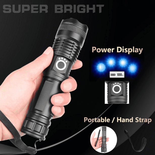 FLASHEX™ - Most Powerful Flashlight In The World