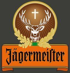 Jagermeister Logo Jagermeister Logo Deer Vinyl Decals