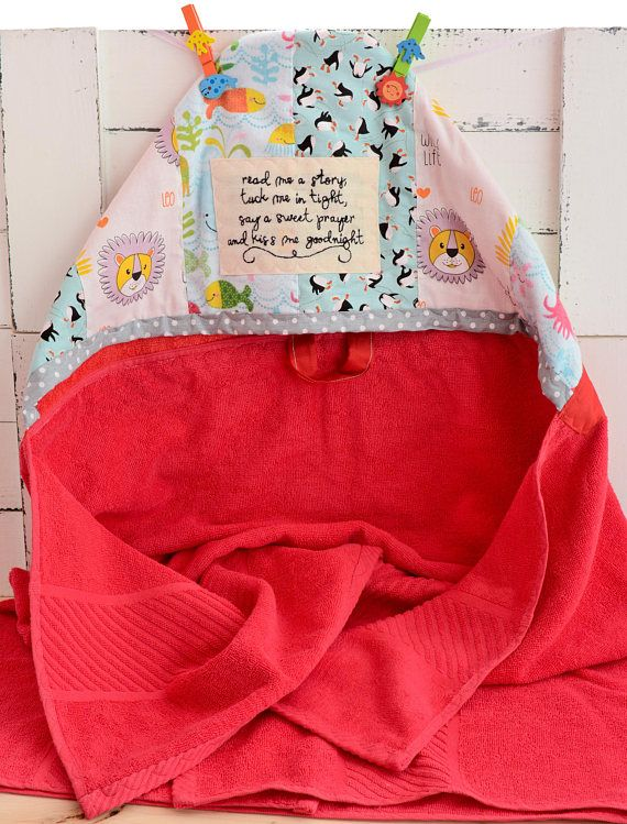 Hooded towel personalized fabric hand embroidered towel baby hooded towel personalized fabric hand embroidered towel baby gift newborn gift bath towel cotton towel toddler towel towel for kids negle Choice Image