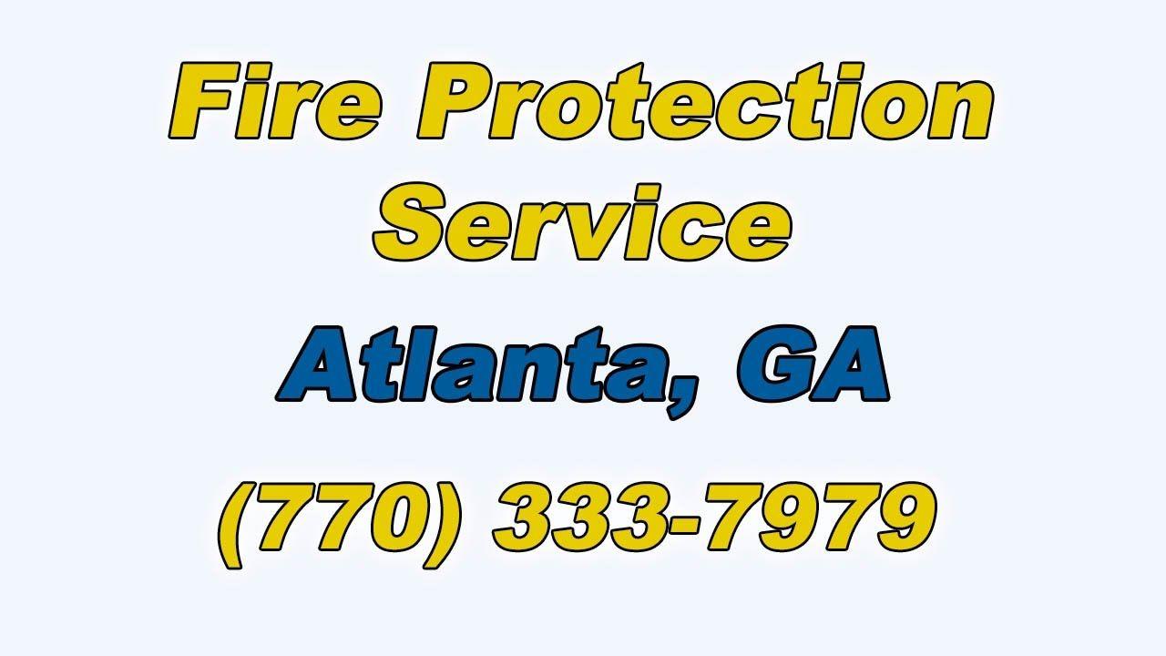 Best fire protection source near me atlanta 770